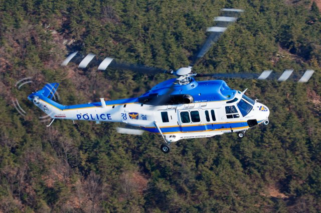 South Korea buys a 4th Surion helicopter for law enforcement missions 640 001