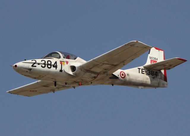 Turkey officially gifts 34 T 37 trainer aircraft to Pakistan 640 001