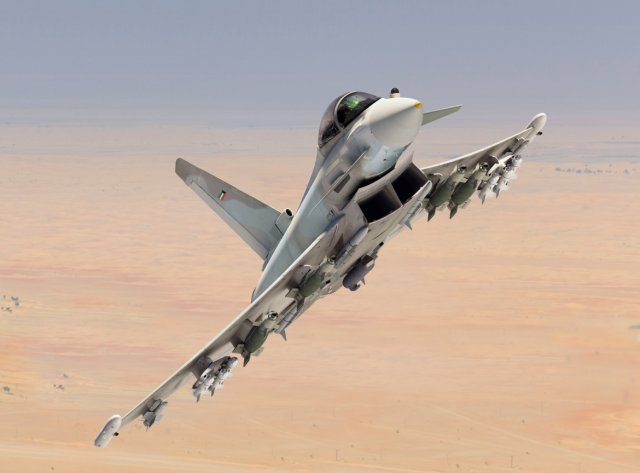 Kuwait and Italy finally sign deal for 28 Eurofighter Typhoon fighter jets 640 001