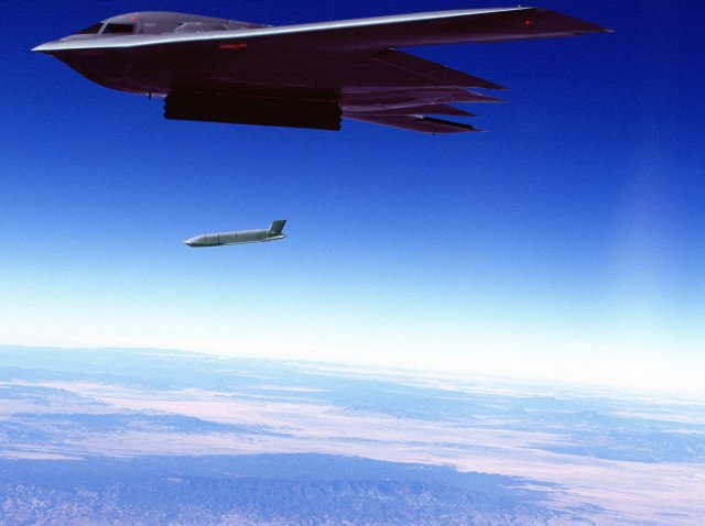 Lockheed Martin lands a 116mn contract from USAF for JASSM ER missiles 640 001