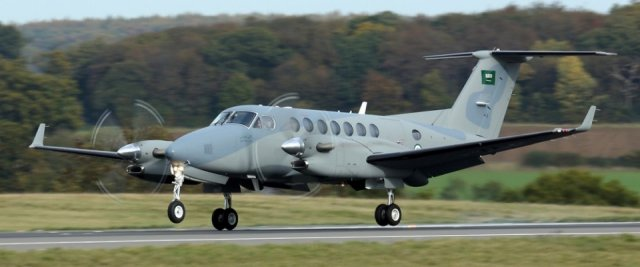 Sierra Nevada to provide Saudi Arabia with two new King Air 350ER ISR aircraft 640 001