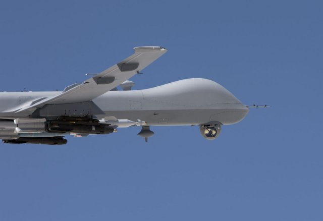 USAF orders Raytheon s next gen Multi Spectral Targeting System 640 001