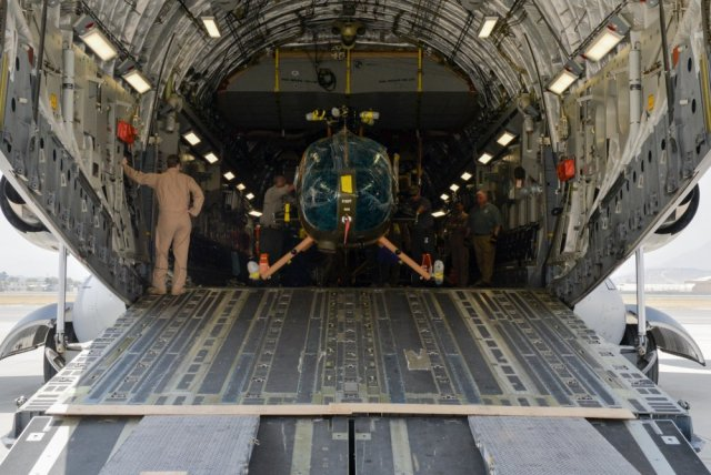 Afghan Air Force receives final batch of 530F light attack helos 640 001