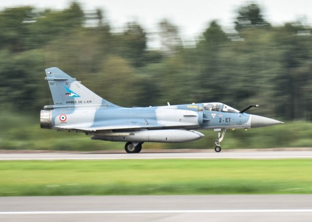 France sends four Mirage 2000 fighter jets in Lithuania for air policing mission 640 001