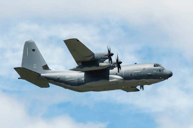 BAE Systems Chosen to Provide Electronic Warfare Suite for US SOCOM C-130s