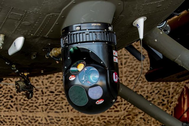 Undisclosed Middle Eastern nation orders L 3 s MX 10D targeting systems for its Black Hawks 640 001