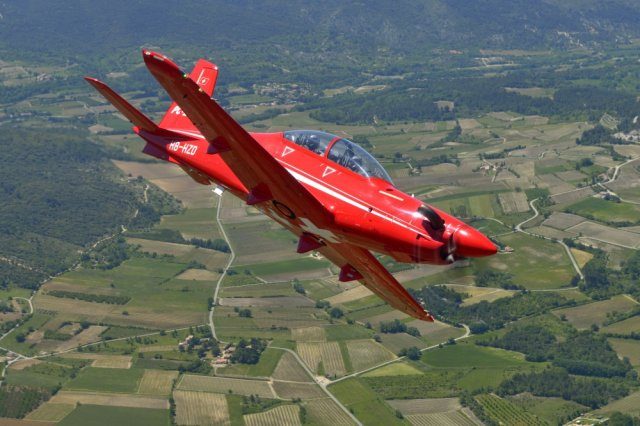 Pilatus Sells 21 PC 21s Including 17 for the French Air Force 640 001