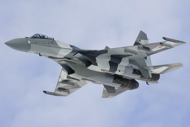 Russi Su 35S multirole fighter jet to have its baptism of fire in Syria 640 001