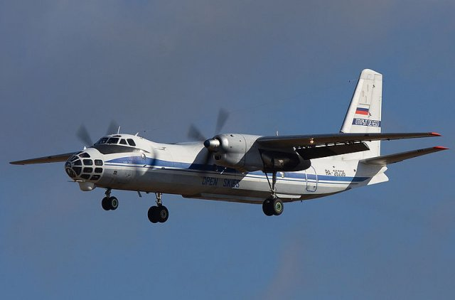 Russia to perform observation flight over Turkey within Open Skies Treaty 640 001