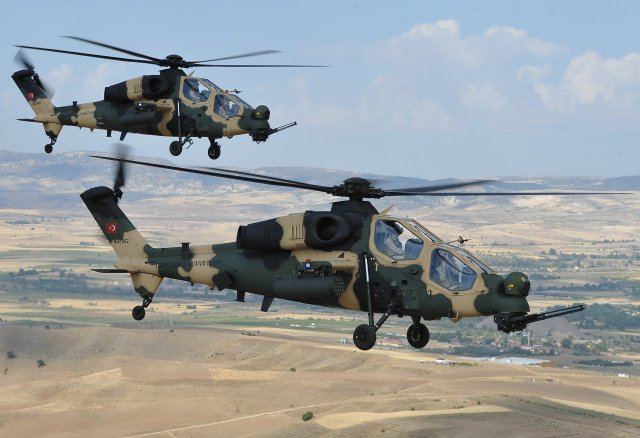 TAI and PGZ partner for Poland s Kruk Combat Helicopter Procurement Program 640 001