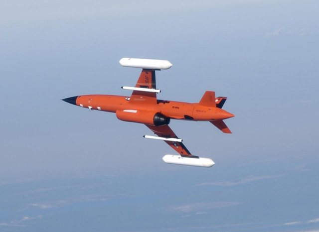 USAF grants Kratos a 18mn contract for BQM 167A Aerial Targets 640 001