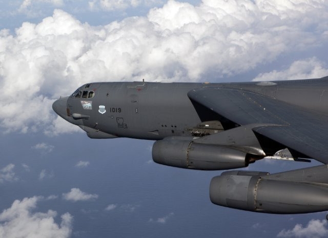 Boeing completes upgrade of six B 52 strategic bombers weapons bay 640 001