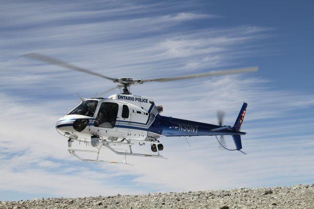 California law enforcement agencies take delivery of six Airbus H125 AStar light helicopters 640 001