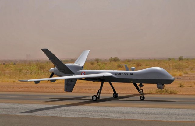 General Atomics funded to produce France s second MQ 9 Predator RPA System 640 001