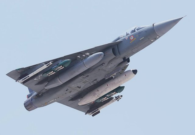 India plans to start full scale productionof the indigenous Tejas LCA by 2017 640 001