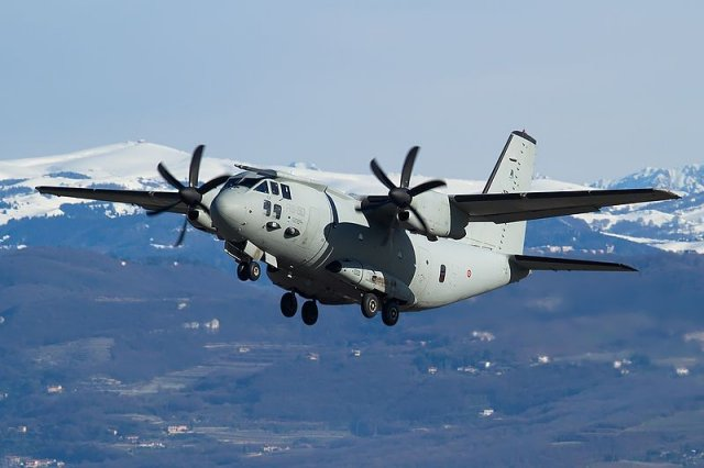 Italy officially 31 of its military aircraft under EATC s operational control 640 001