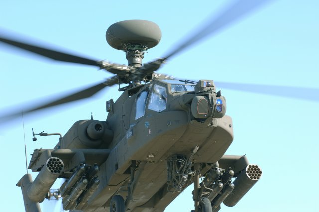 Lockheed Martin to support US Arms Apache helicopters targeting and pilotage system 640 001