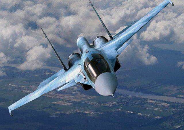 Russia confirms order from Algeria for 12 Su 34 fighter aircraft 640 001