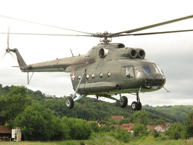 Russian Helicopters plans to expand maintenance services in Serbia 640 001