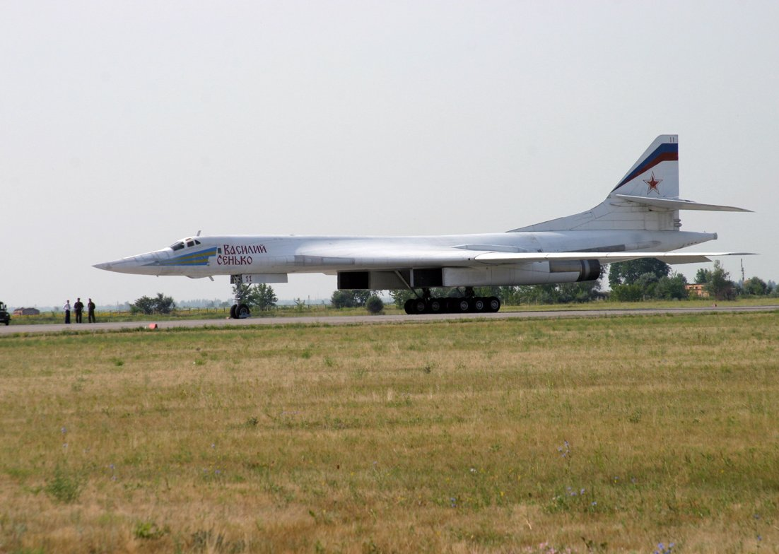 Tupolev delivers another upgraded Tu 160 strategic bomber to Russian Aerospace Forces 640 001