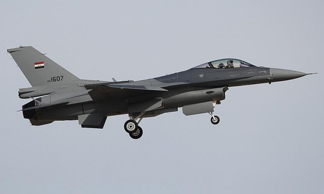 US approves a 2bn FMS from Iraq for F 16 fighter munitions and eapon 640 001