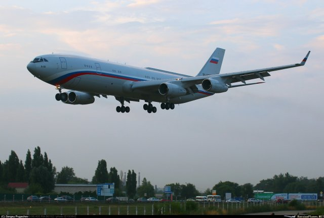 Russia reportedly received next gen Doomsday Plane 640 001