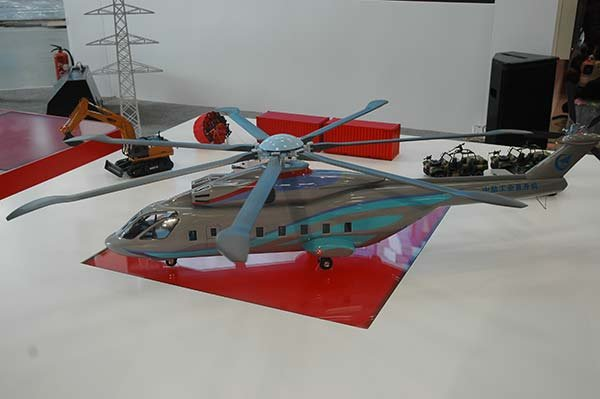 China and Russia heavy lift helicopter joint development project underway 640 001