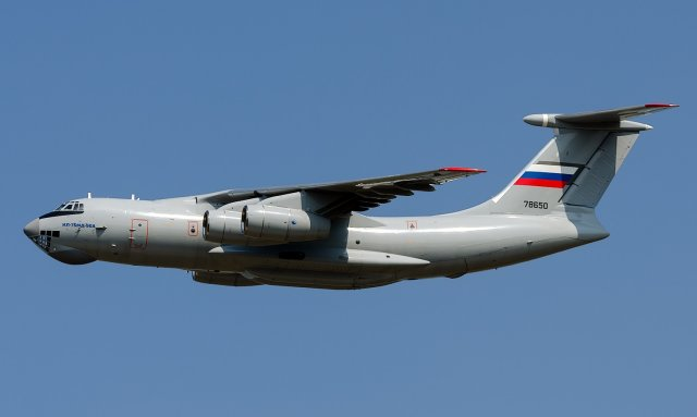 Ilyushin plans to develop firefighting variant of the Il 76MD 90A airlifter 640 001