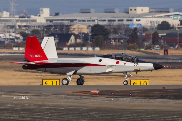 Japan opened talks with Western defense companies on F 3 fighter jet production 640 001