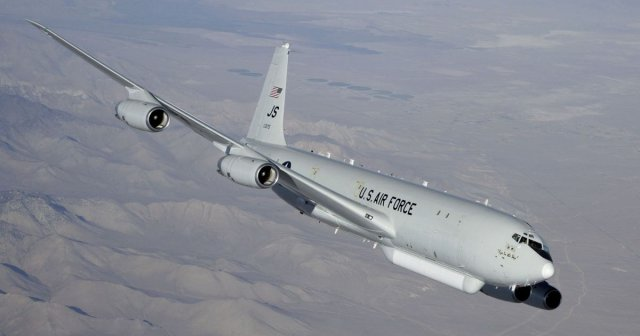 Nort Raytheon won contracts from USAF for work on JSTARS program 640 001