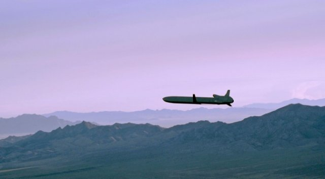 Raytheon wins 4 8mn USAF contract to work on EW payload for cruise missiles 640 001