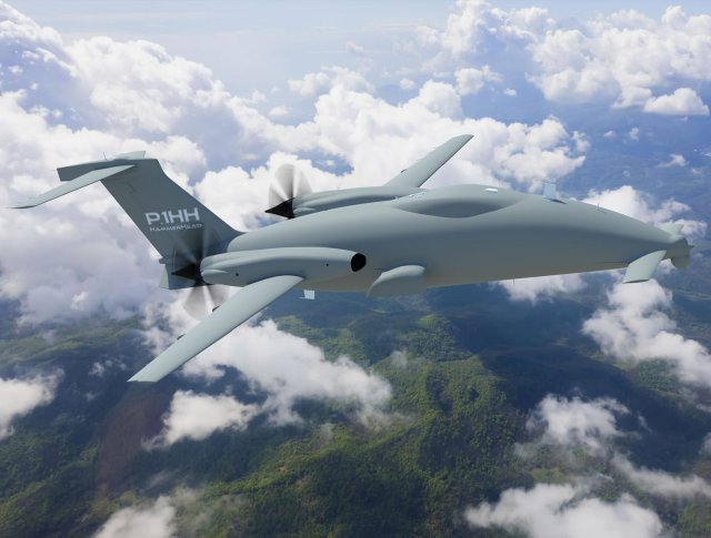 UAE signed a 361mn deal for 8 Piaggio P 1HH Hammerhead UAVs 640 001