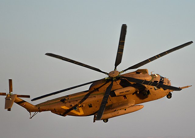 Israel boosts CH 53 Yas urself protection with new defense system 640 001
