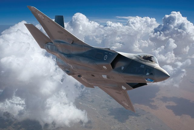 Australia chosen as major F 35 MRO component in Asia Pacific Region 640 001