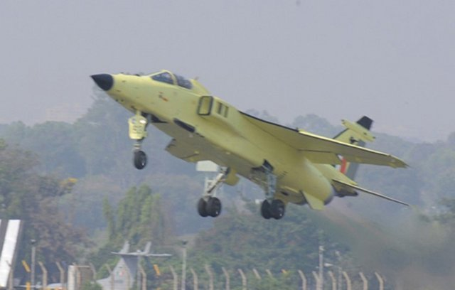 India upgraded Jaguar DARIN III reaches IOC 640 001