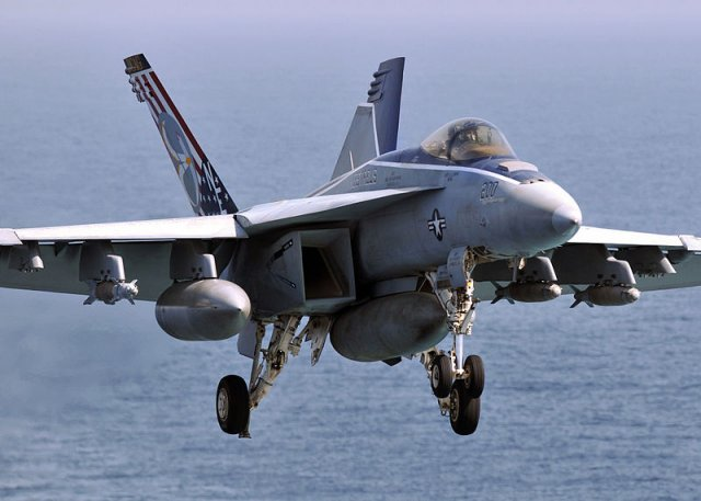 US approves a 10 bn FMS from Kuwait for 32 F A 18E F fighter jets 640 001