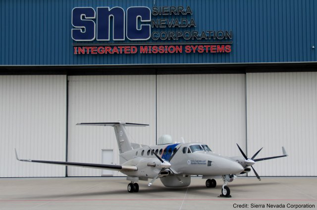 SNC ands a 280mn contract from US CBP for 12 multi role enforcement aircraft 640 001