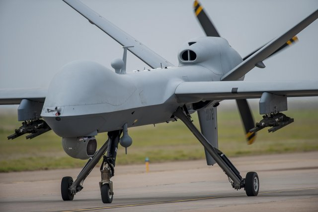 Fokker opens MQ 9 Reaper RPA landing gear systems production line 640 001