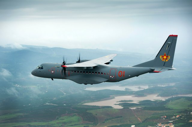 Kazakhstan purchased two more C295 military airlifters 640 001