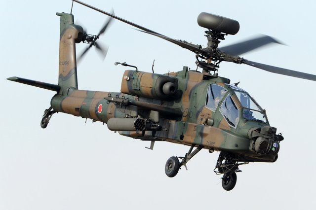 Lockheed Martin to upgrade Japan AH 64DJP helicopters vision and targeting system 640 001