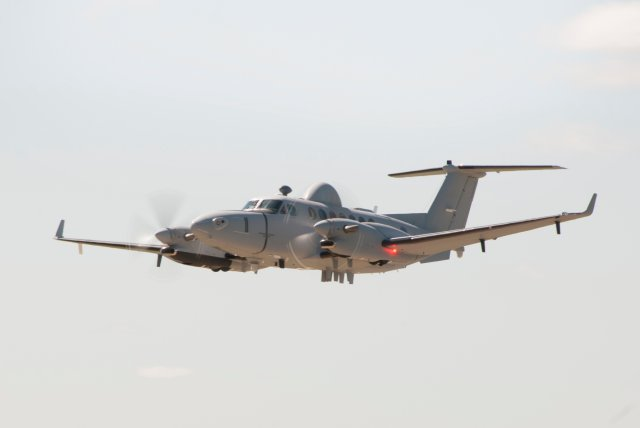 IAP lands a 72 mn order to support US Army ISR aircraft fleet 640 001
