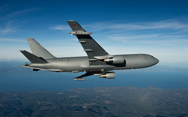 Japan becomes first export customer for Boeing KC 46 tanker aircraf 640 001