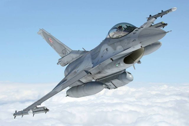 Poland requests 200M FMS for F 16 fighter jet follow on support 640 001