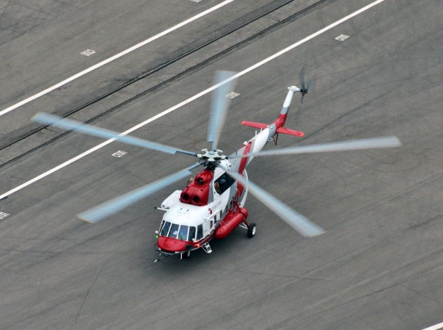 Russian Helicopters Mi 171A2 multirole helicopter enters production 640 001