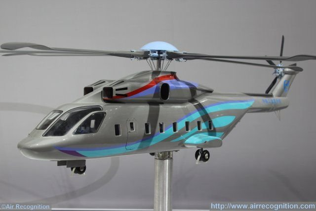 Russian Prime Minister approves AHL helicopter development project with China 640 001