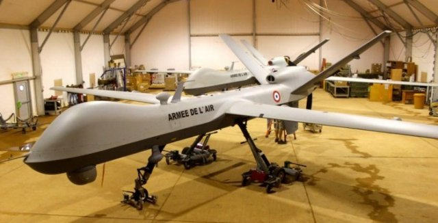 France receives second MQ 9 Reaper RPAS system orders fourth one 640 001