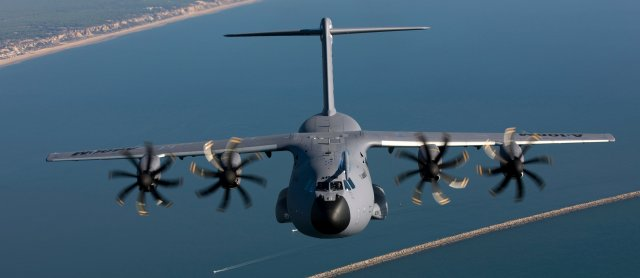 Indonesia approves purchase of five Airbus A440M military airlifters 640 001