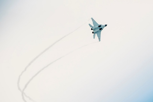 MiG 35 multirole Fighter Russia Russian Air Force 3
