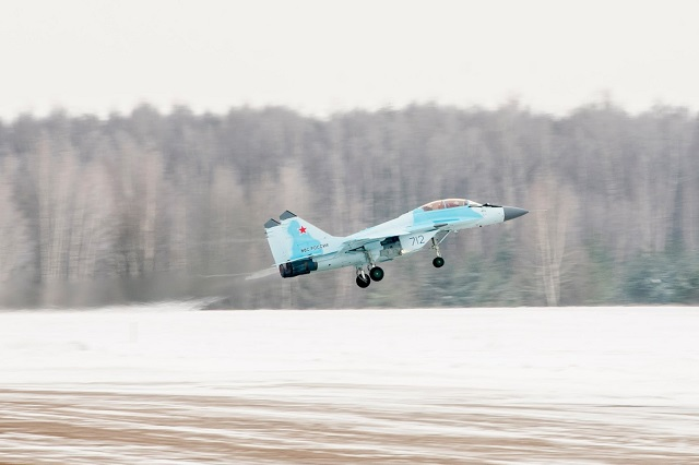 MiG 35 multirole Fighter Russia Russian Air Force 5