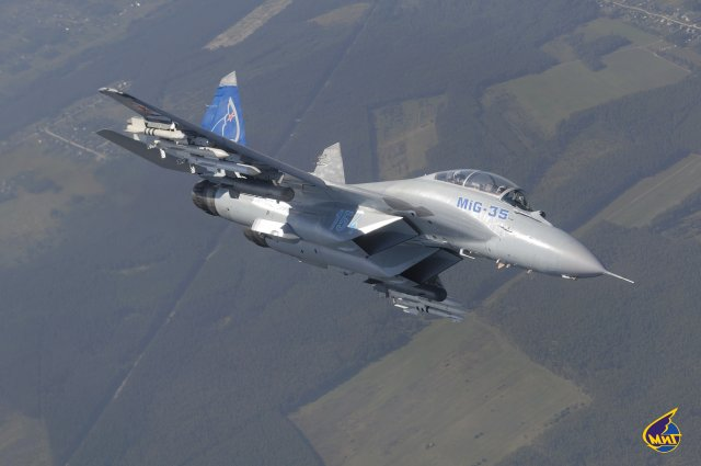 MiG 35 fighter jet to start flight tests within RuAF in January 640 001